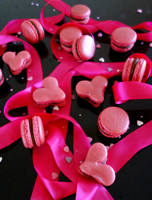 Macarons for Valentines Day