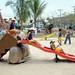 Javier Duarte entregó Parque Infantil Furberos 3