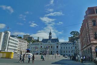 Valparaiso - Sotomayor Square