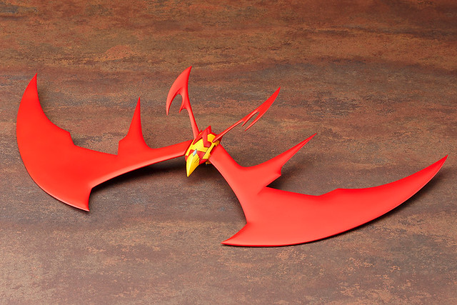 壽屋 《魔神凱薩》 組裝模型 推薦!