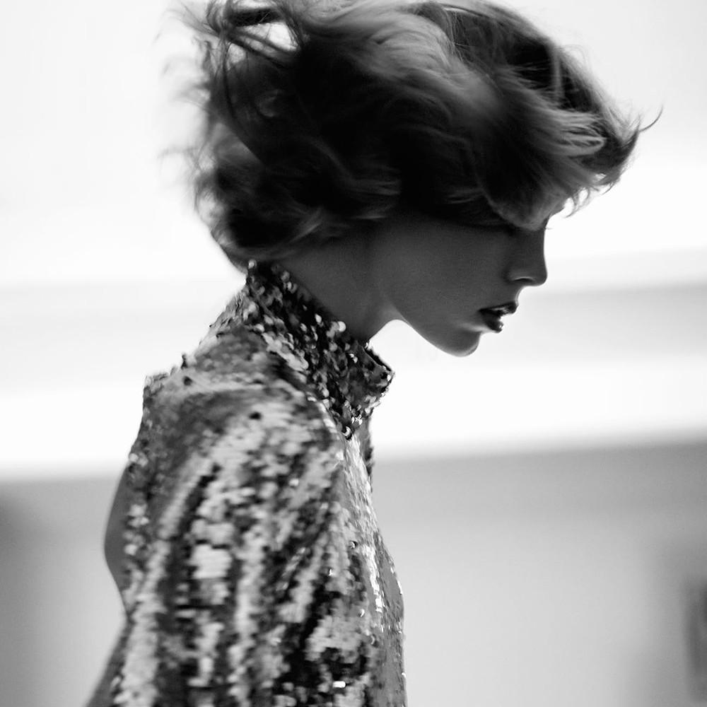 Эди Кэмпбелл — Фотосессия для «Vogue» FR 2016 – 9