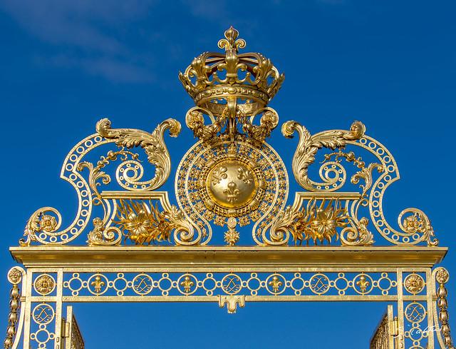 Versailles 6/23 - L'or du roi