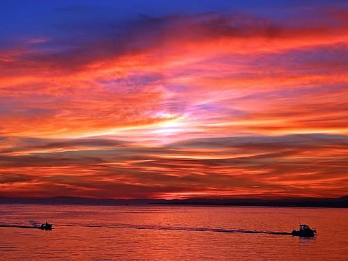 españa sunrise mar spain andalucia amanecer cielo nubes costadelsol mediterráneo málaga marbella
