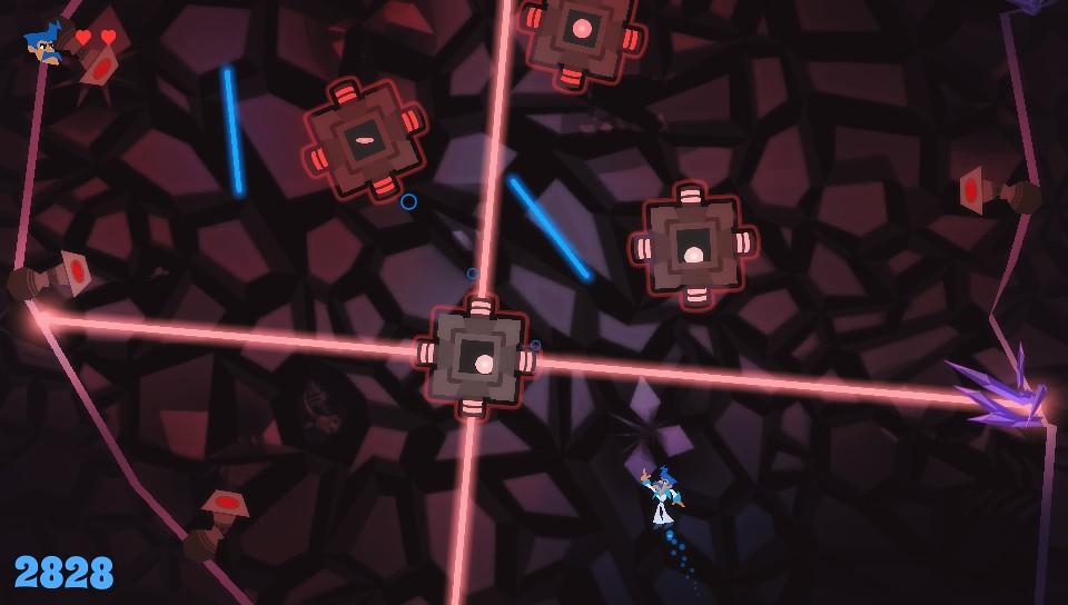 Laser Disco Defenders on PS Vita