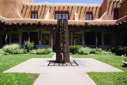 New Mexico Museum of Art  Santa Fe