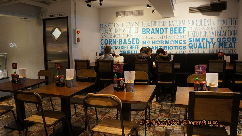 台北東區Burger Fix美式漢堡07