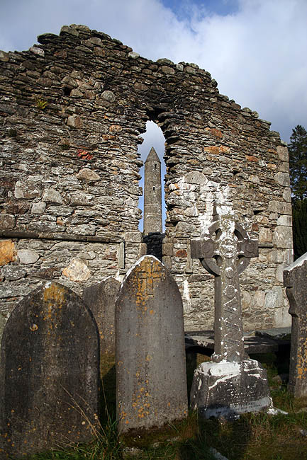 Glendalough. © Paco Bellido, 2007