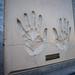 Hands of the famous, Alejandro Aranda by Alejandro Aranda (Rex)