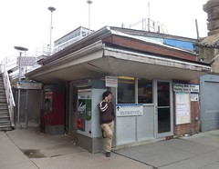LIRR Flushing Main Street Station