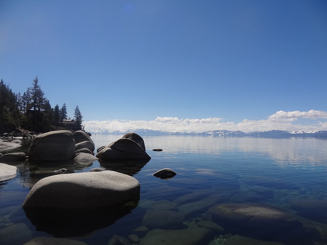 Lake Tahoe from the NE shore
