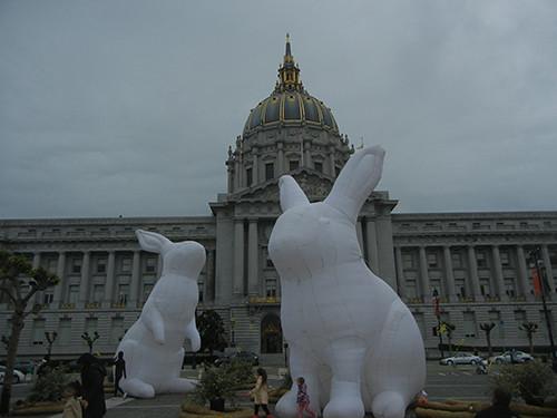 DSCN1943 _ Intrude (2014) by Amanda Parer, SF Civic Center