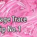 Live Trace Illustrator Tip.1
