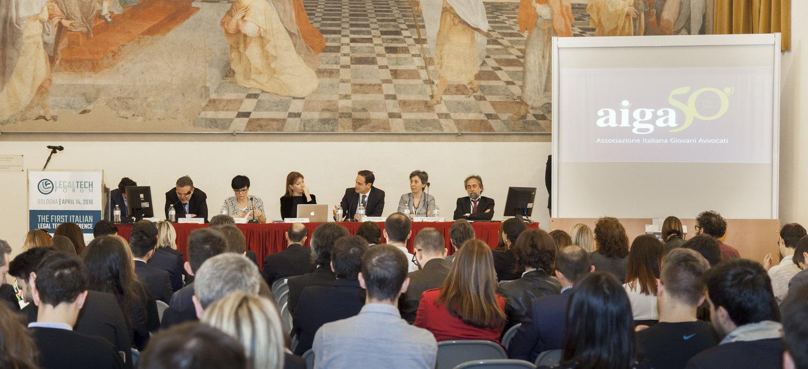 Legal Tech Forum - Bologna 14 aprile 2016