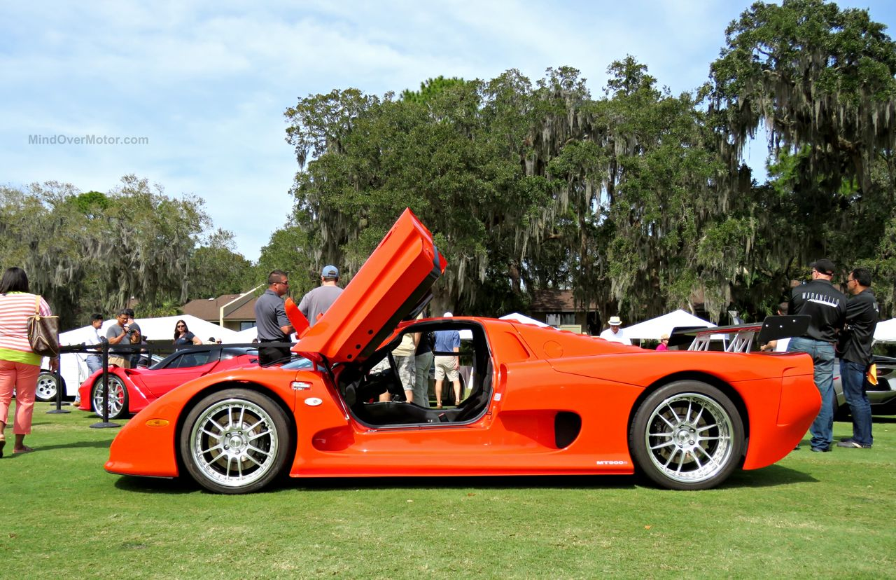 Mosler MT900 S Festivals of Speed Amelia Island 5