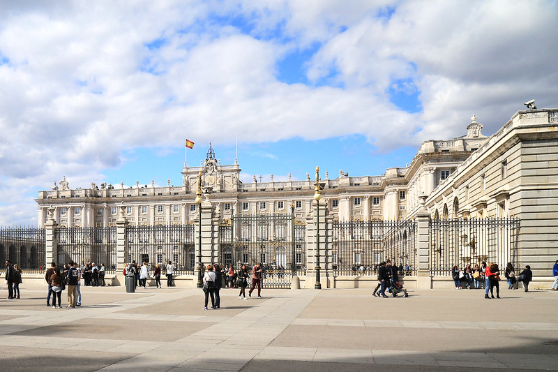 Palais-royal-de Madrid