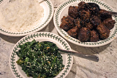 meatballs and kale IMG_5306