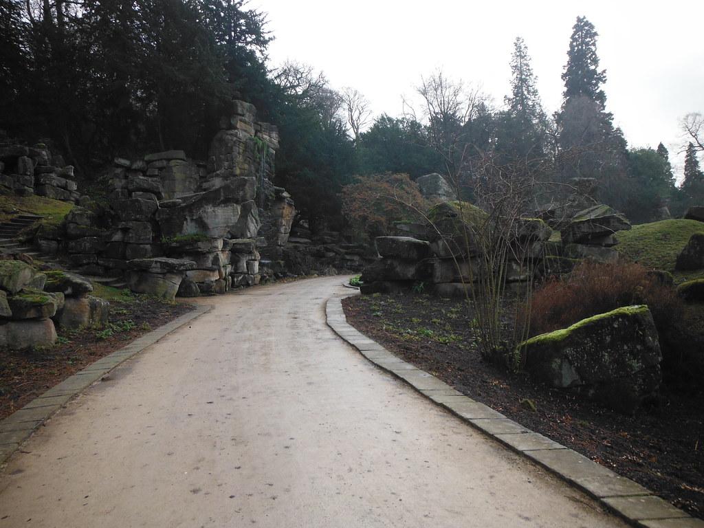 Chatsworth House Rock Garden 2