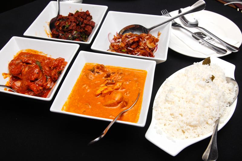 Aliyaa Sri Lanka Food Bukit Damansara