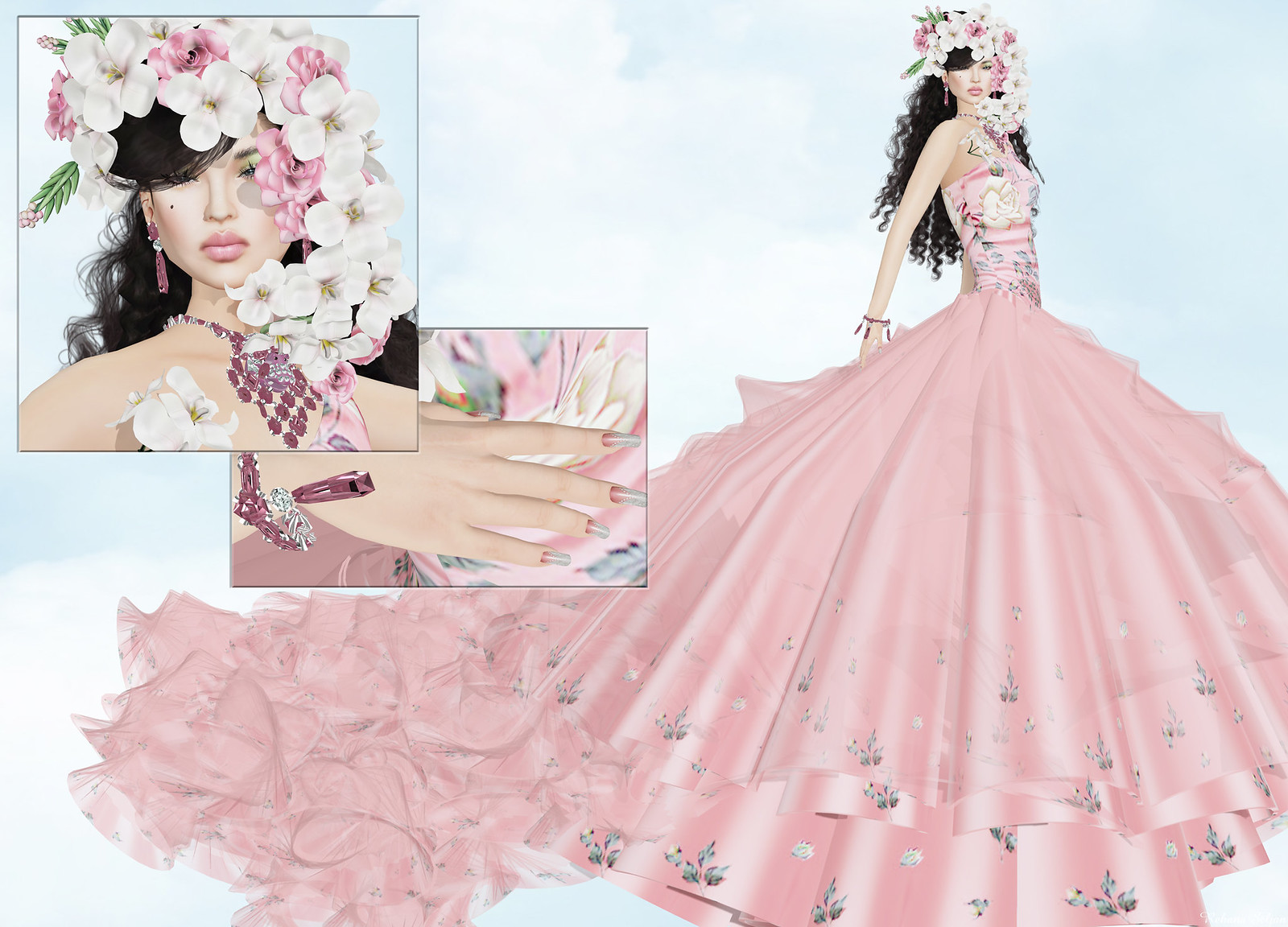 Sascha's Designs - Floretta