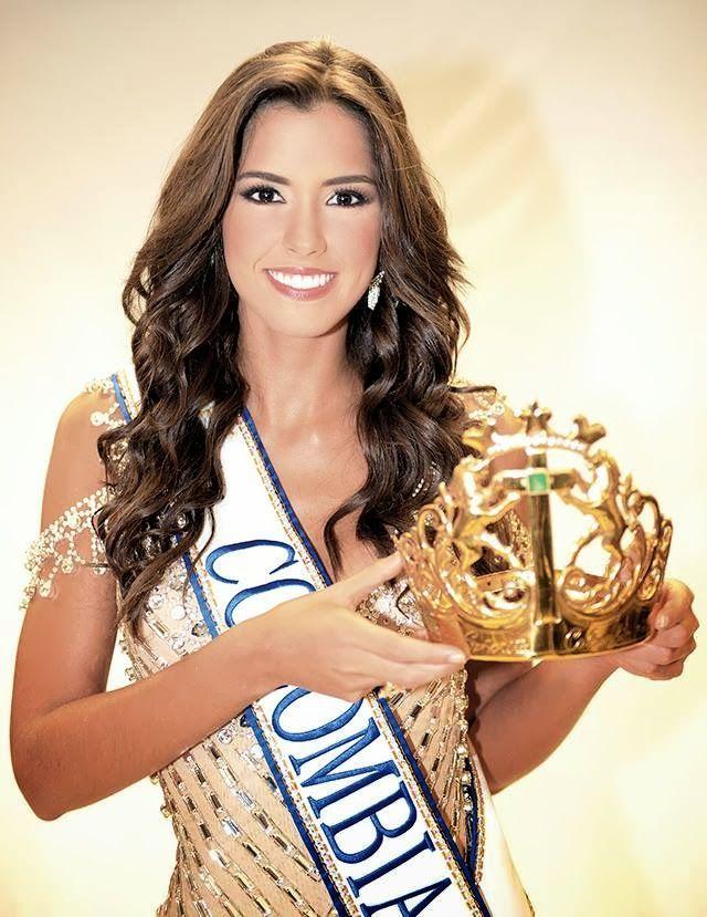 Фото | Мисс Вселенная с короной