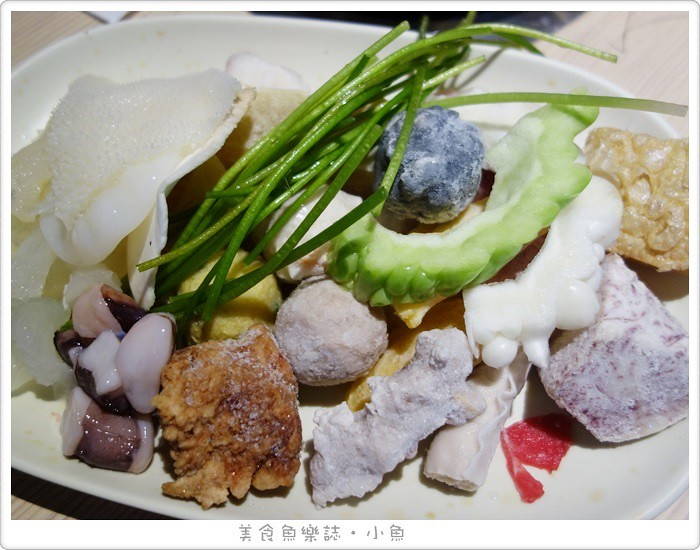 【台北中山】犇鱻涮涮鍋/火鍋吃到飽 @魚樂分享誌