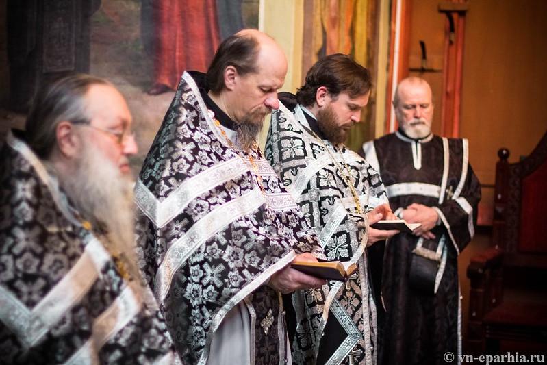 Иверский монастырь Литургия 160