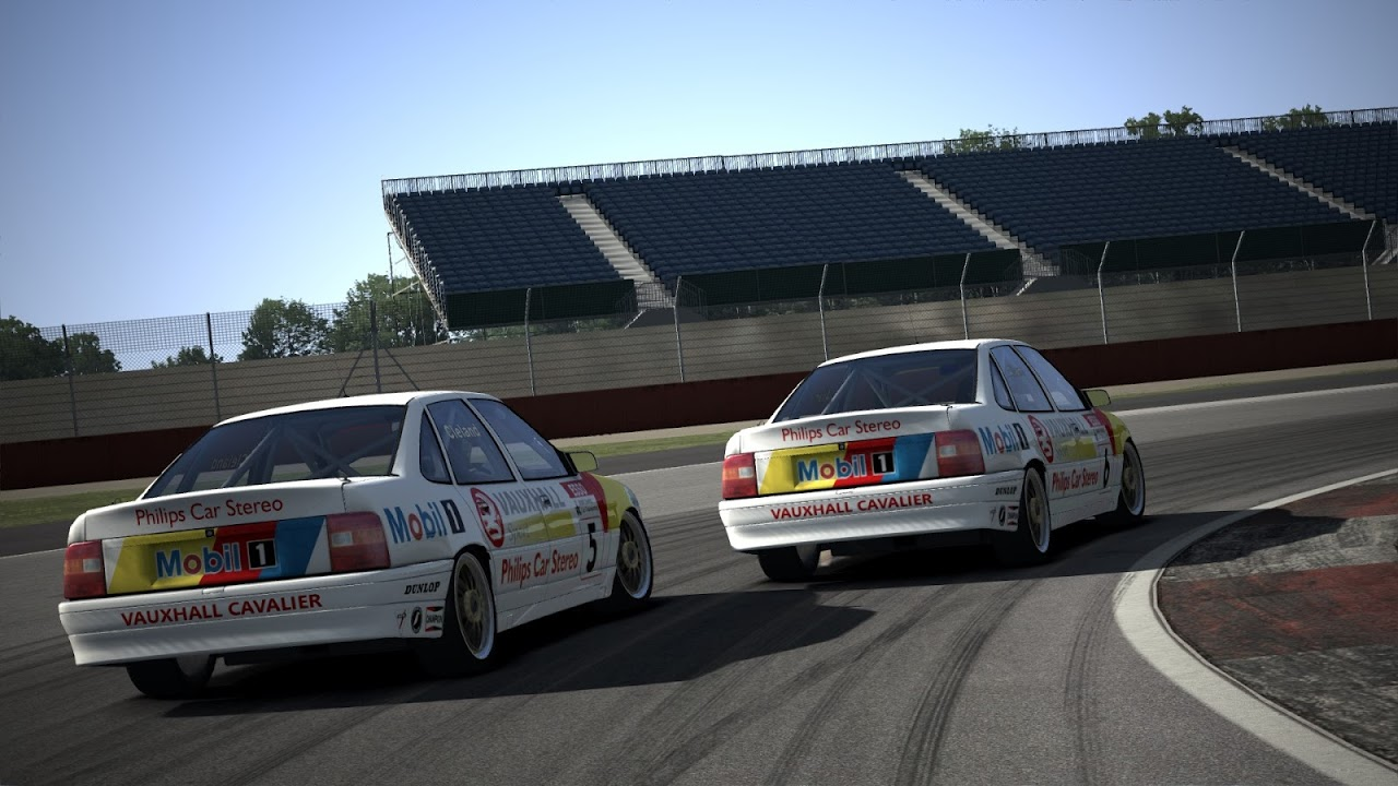 Assetto Corsa U2013 Vauxhall Cavalier GSi Touring Car V1.0 Released