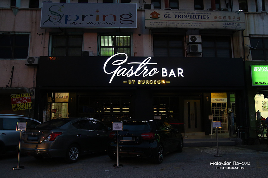 Gastro Bar by Burgeon at Aman Suria