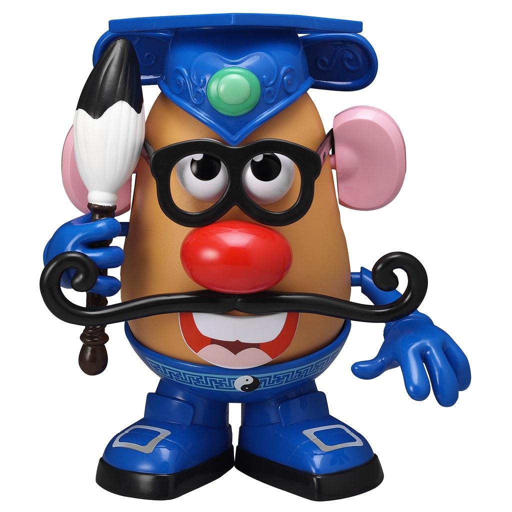 Mr. Potato Head【好神蛋頭先生】新的一年祝各位玩具人好運滾滾來~~