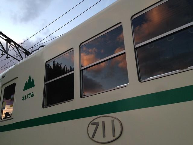 2015/12 叡山電車修学院駅 #08
