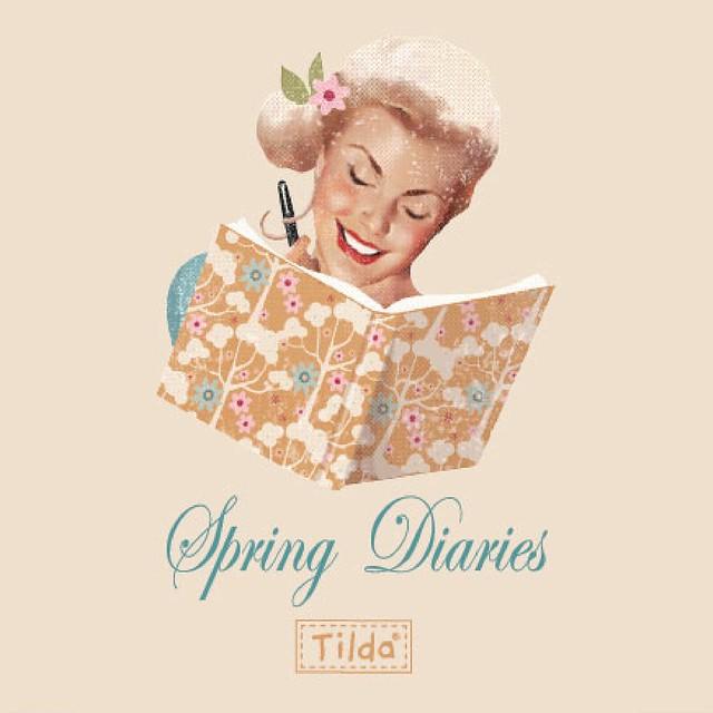 Tilda Spring Diaries 2016