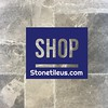 SHOP FRENCH PATTERN MARBLE TILE BRUSHED AND CHISELED