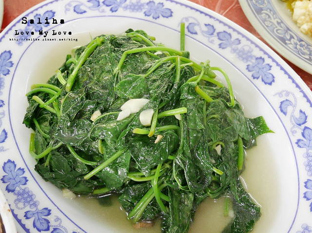 陽明山竹子湖附近餐廳青菜園 (7)