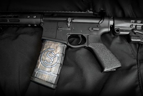 Gunskins Mag Skin