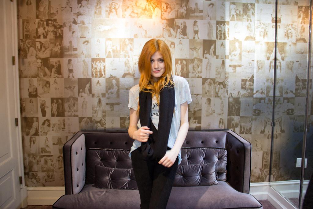Кэтрин МакНамара — Фотосессия для «Popular TV» 2016 – 9