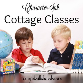 Podcast: Character Ink Cottage Classes