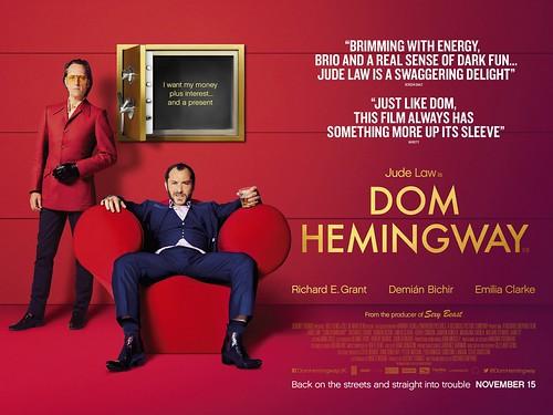 Dom Hemingway - Poster 2