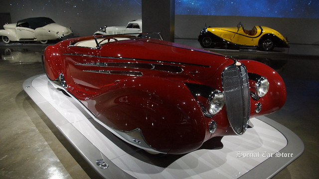 1939 Delahaye Type 165 by Figoni et Falaschi