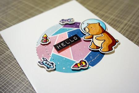 Mama Elephant - Space Bears