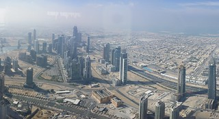 Image of Burj Khalifa. dubai 2016