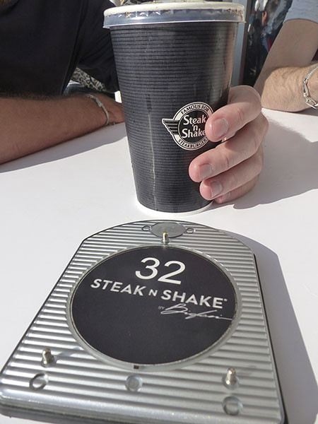 chez steak and shake