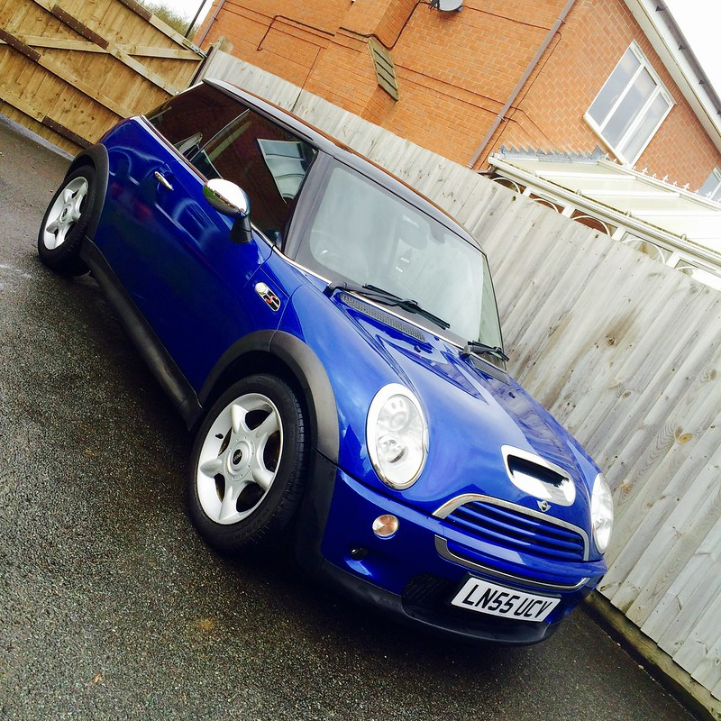 Mini Cooper S Good Wee Track Car Overclockers Uk Forums