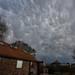 Strange Cloud Formations Over Theddlethorpe