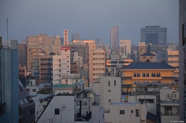 DSC_5529 Sonnenaufgang in Tōkyō