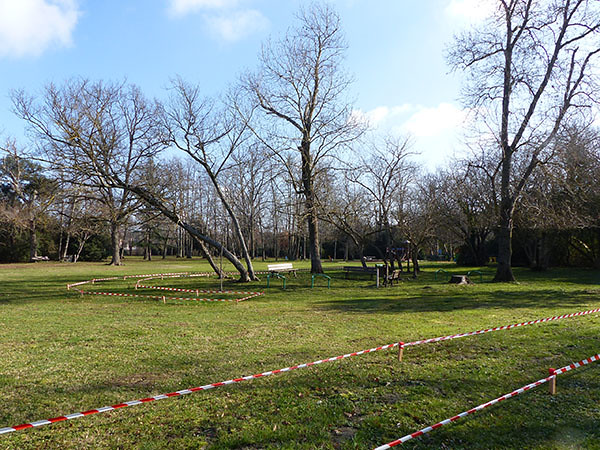 parc de Labège