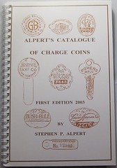 Alpert's Catalog of Charge Coins