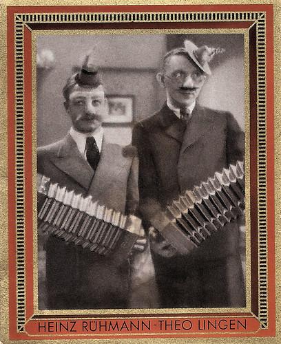 Heinz Rühmann and Theo Lingen, cc