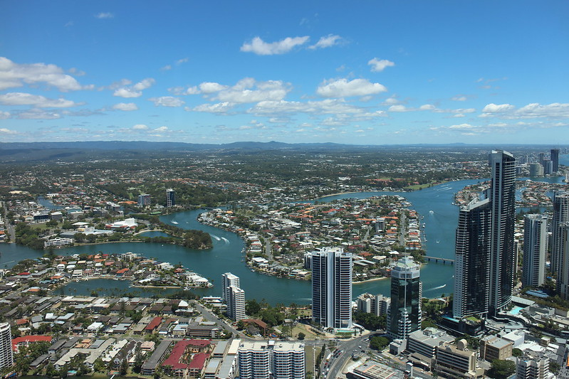 Q1 observation deck gold coast