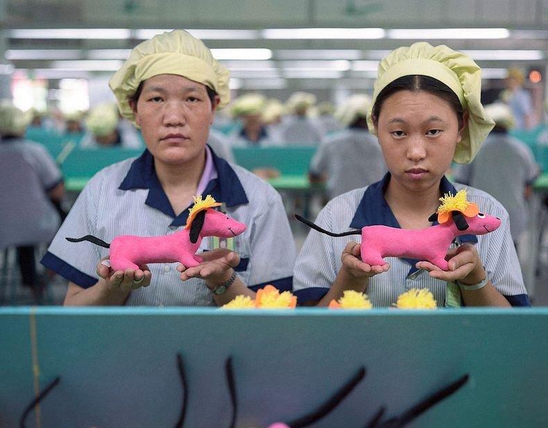 Toy Story︰中國女工與她所製作的玩具2