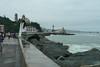 Vina del Mar - Shore looking south